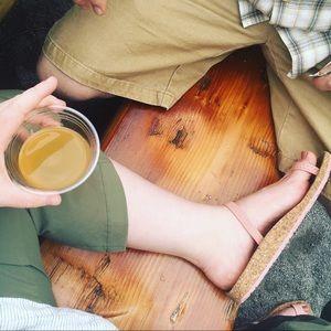 OTZ minimal cork sandal